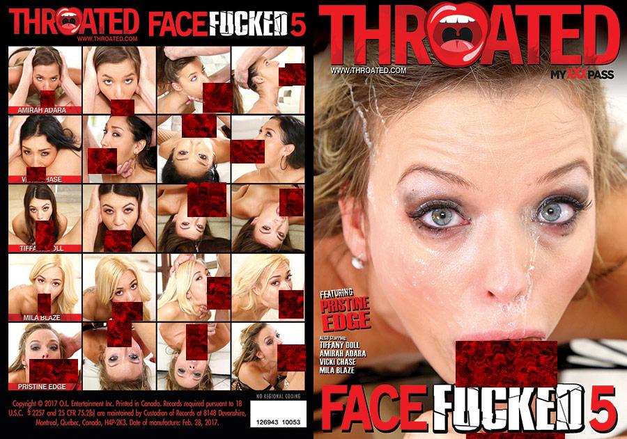 Face Fucked 5