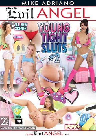 Young Tight Sluts 2 - 2 Disc Set