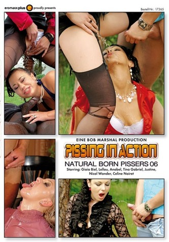 Pissing In Action - Natural Born Pissers 6