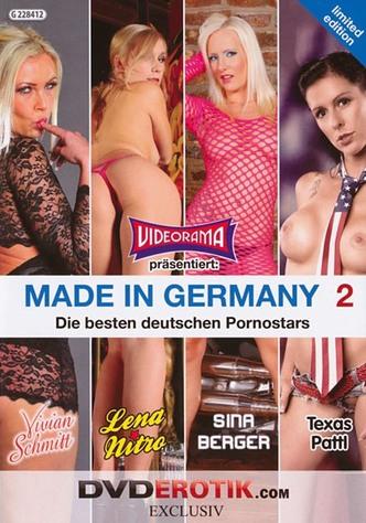 Made In Germany 2: Die besten deutschen Pornostars