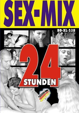 Mega-Box: Sex-Mix - 4 DVDs - 24 Stunden