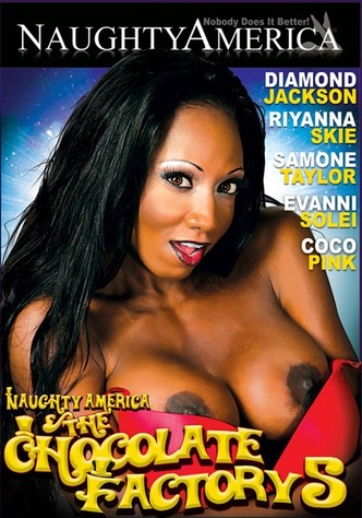 Naughty America And The Chocolate Factory 5