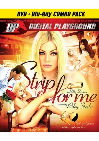 Strip For Me - DVD + Blu-ray Combo Pack