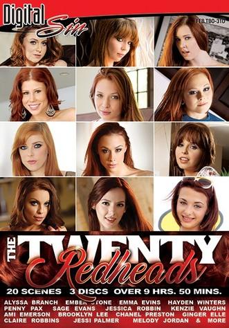 The Twenty: Redheads - 3 Disc Set