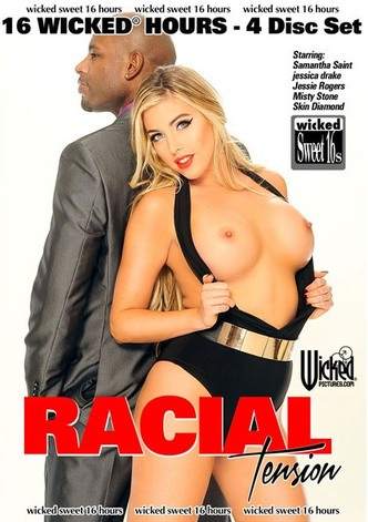 Racial Tension - 4 Disc Set - 16h