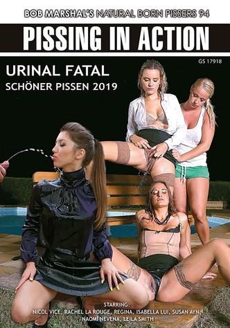Pissing In Action94: Urinal Fatal schöner pissen 2019