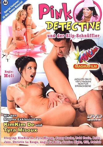 Pink Detective und der Slip-Schnüffler
