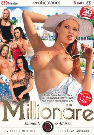 Millionäre: Die komplette Saga - 6 DVD Box