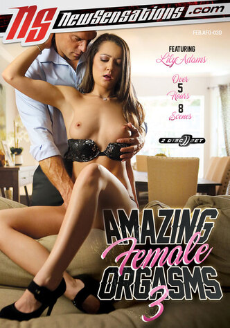Amazing Female Orgasms 3 - 2 Disc Set