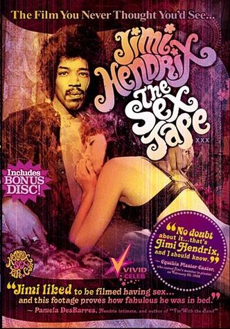 Jimi Hendrix: The Sex Tape - 2 Disc Set