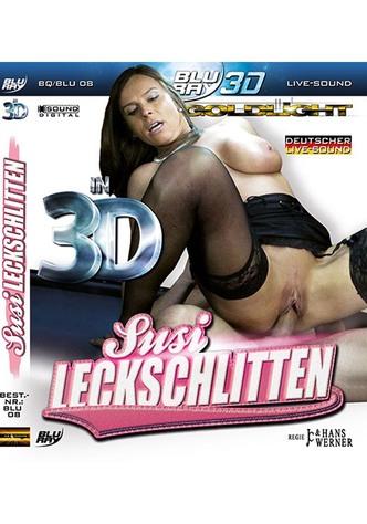 Susi Leckschlitten - 3D Blu-ray Disc