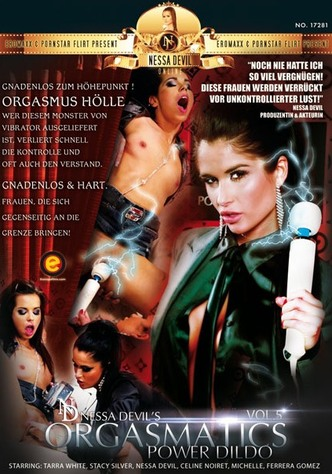 Nessa Devil's Orgasmatics Power Dildo 5