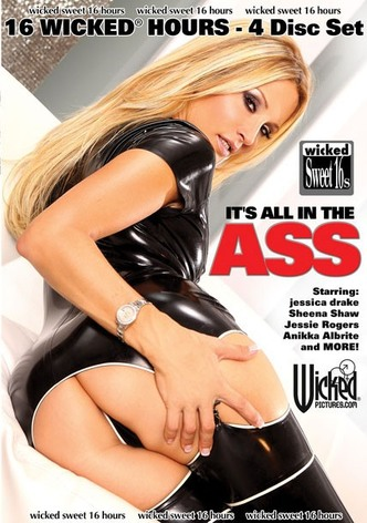 It's All In The Ass - 4 Disc Set - 16h