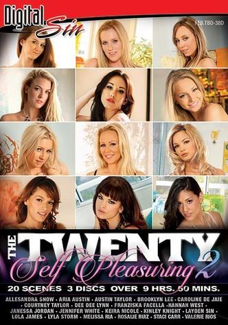 The Twenty: Self Pleasuring 2 - 3 Disc Set