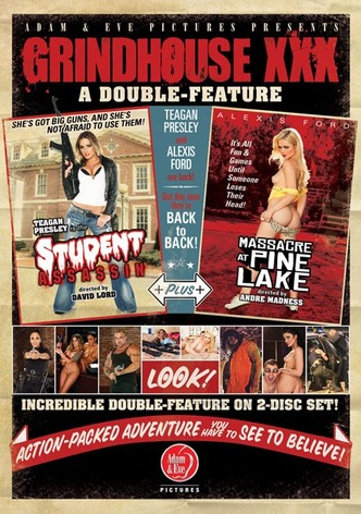 Grindhouse XXX: A Double Feature - 2 Disc Set