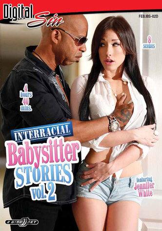 Interracial Babysitter Sotries 2 - 2 Disc Set
