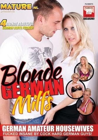 Blonde German MILFs