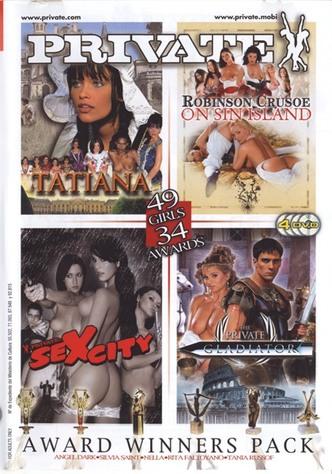 Gold - Award Winners Pack - 4 DVDs