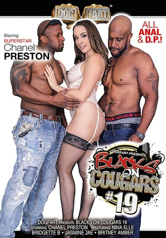 Blacks On Cougars 19