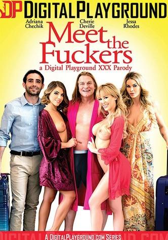 Meet The Fuckers: A Digital Playground XXX Parody