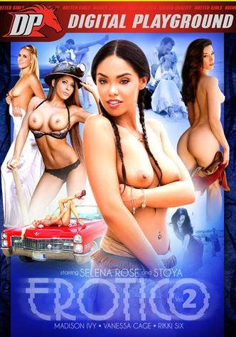 Erotico 2 - DVD + Blu-ray Combo Pack