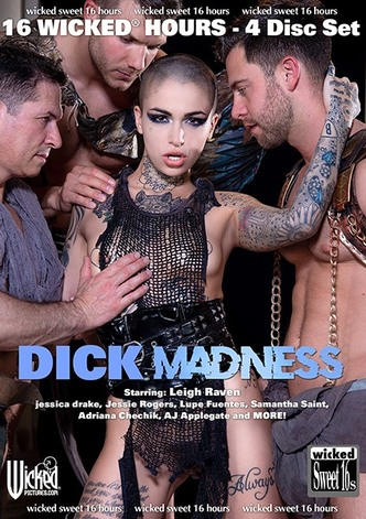 Dick Madness - 4 Disc Set - 16h