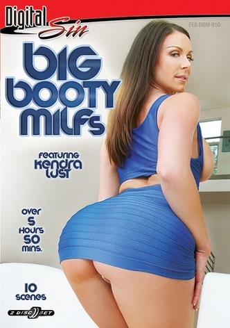 Big Booty MILFs - 2 Disc Set