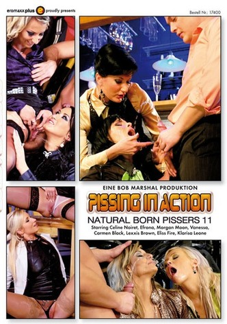 Pissing In Action - Natural Born Pissers 11