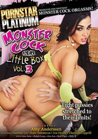 Monster Cock For Her Little Box 3