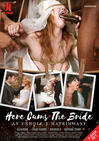 Here Cums The Bride - 2 Disc Set