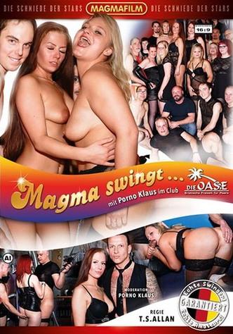 """Magma swingt...mit Porno Klaus im Club """"Die Oase"""""""