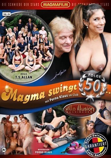 Magma swingt... mit Porno Klaus im Club Villa Illusion