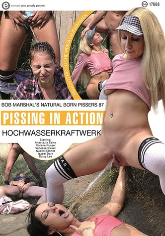 Pissing In Action - Natural Born Pissers 87