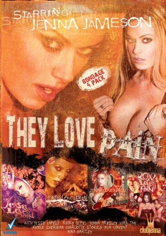 They Love Pain - 4 Disc Set
