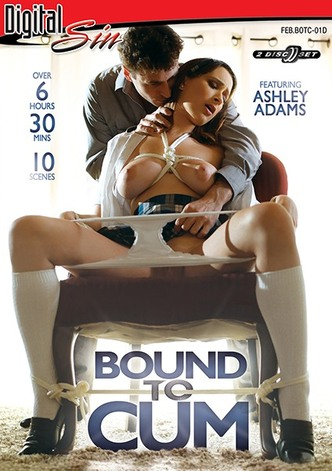 Bound To Cum - 2 Disc Set