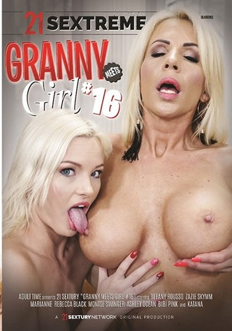 Granny Meets Girl 16