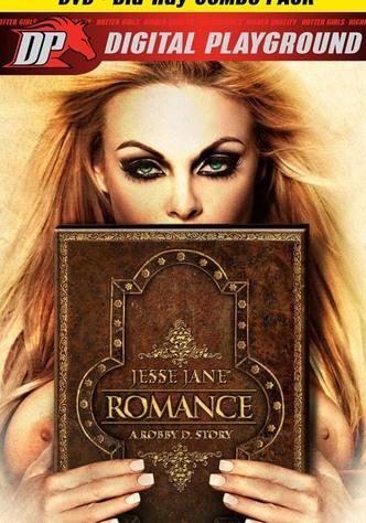 Jesse Jane: Romance - DVD + Blu-ray Combo Pack