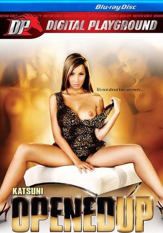 Katsuni Opened Up - Blu-ray Disc
