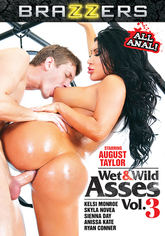 Wet And Wild Asses 3