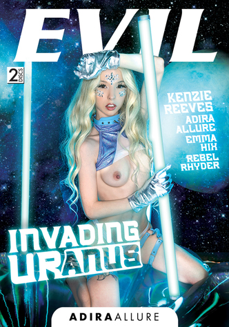 Invading Uranus - 2 Disc Set
