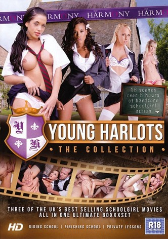 Young Harlots: The Collection - 3 Disc Set