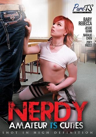 Nerdy Amateur TS Cuties