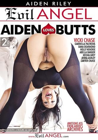 Aiden Loves Butts - 2 Disc Set