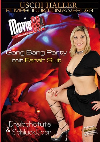 Gang Bang Party mit Farah Slut