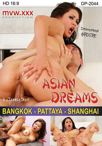 Asian Dreams - 4 DVD Big Box