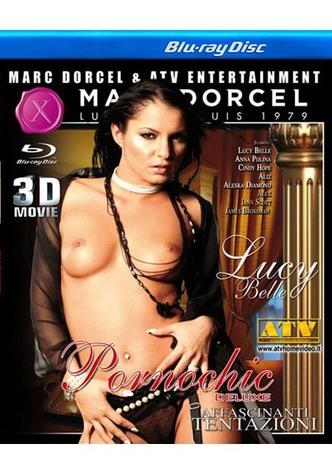 Pornochic Deluxe - True Stereoscopic 3D Blu-ray Disc