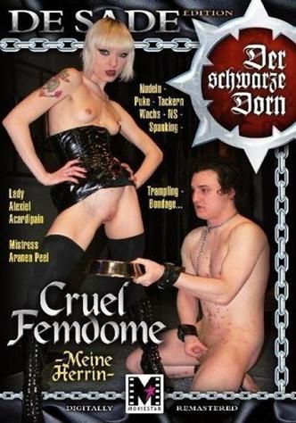 Cruel Femdome: Meine Herrin