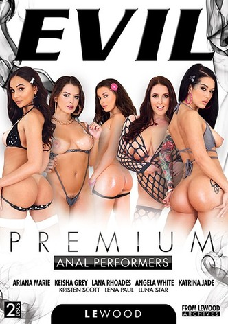 Premium Anal Performers - 2 Disc Set