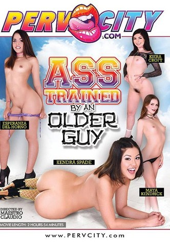 Ass Trained By An Older Guy