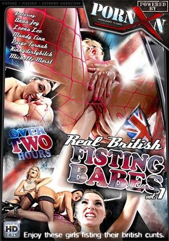 Real British Fisting Babes